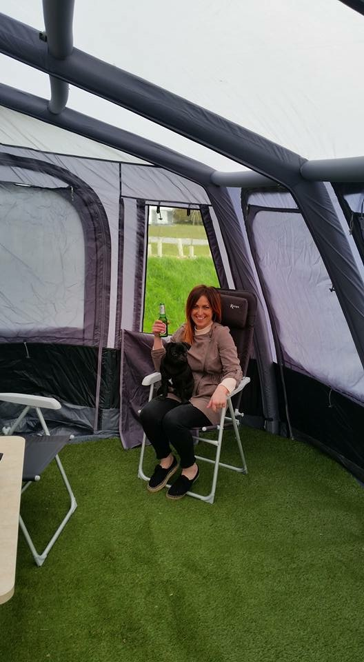 carpet-fit-wales-artificial-grass-tent-customer-satisfaction-aberdare-flooring-south-wales-awning-garden